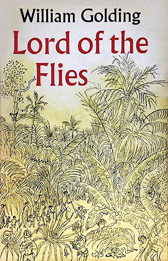 LORD OF THE FLIES, by William Golding.