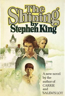 THE SHINING, by Stephen King.