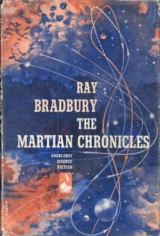 THE MARTIAN CHRONICLES, by Ray Bradbury.