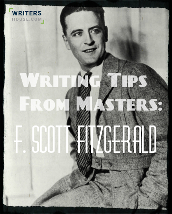 Creative writing tips from Fitzgerald