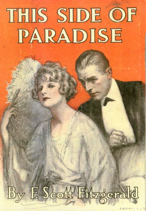Fitzgerald debut novel This Side Of Paradise